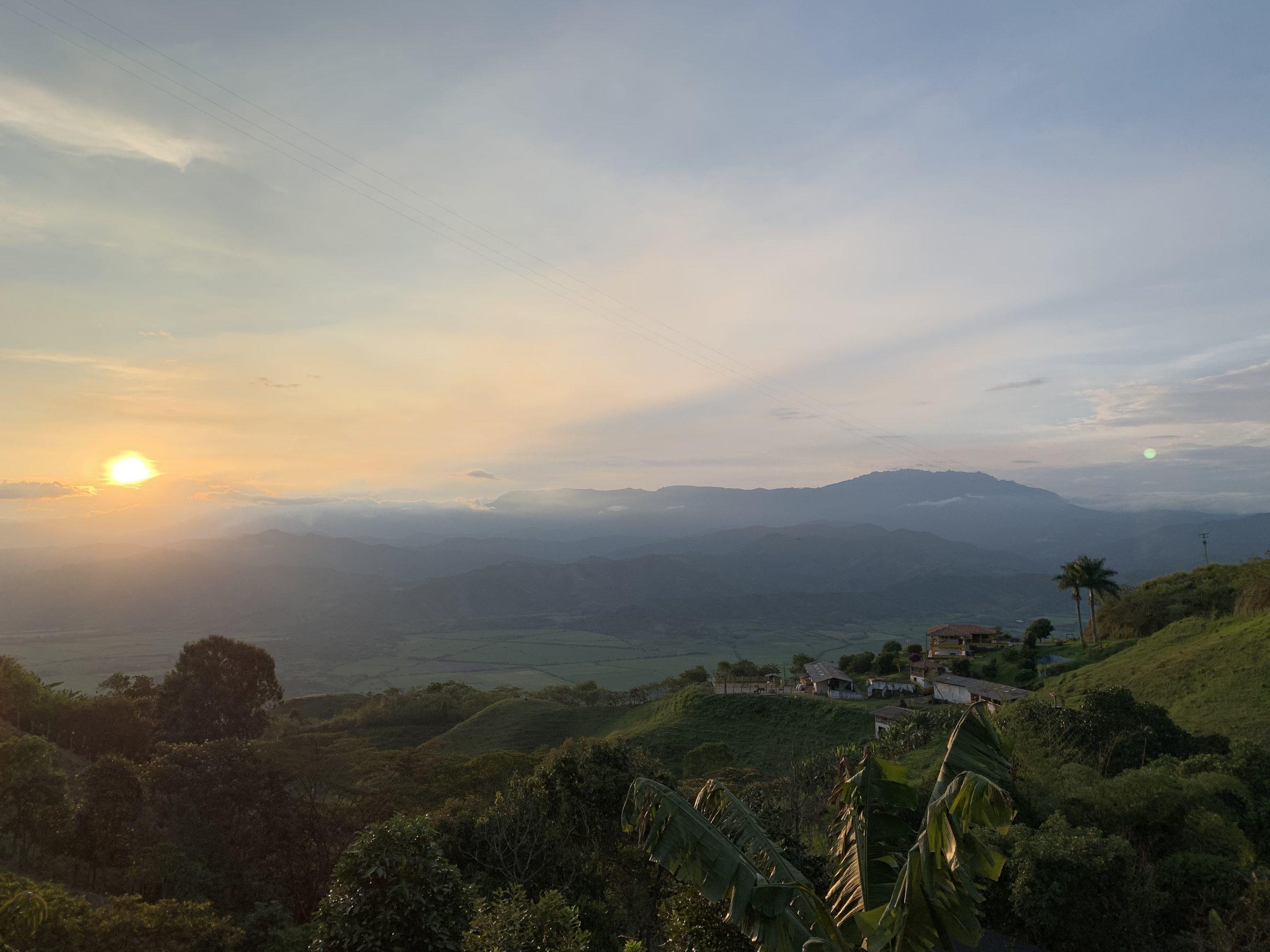 Uitzicht Finca el Caney